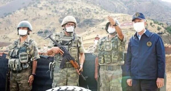 اردوغان در سکوت اربیل و بغداد چه خوابی برای عراق دیده است؟، آنکارا عراق را سوریه دوم می کند؟